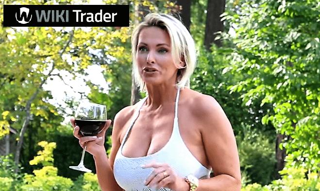 WikiTrader Auto Trading Software Actress