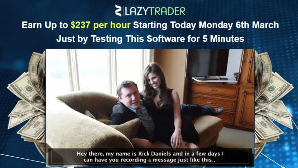 Lazy Trader App Forex