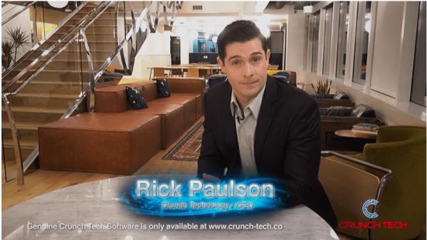 CrunchTech Software Ceo Rick Paulson