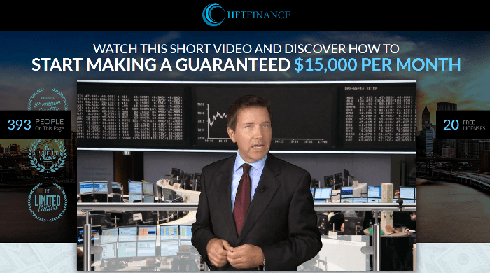 HFT Finance Review
