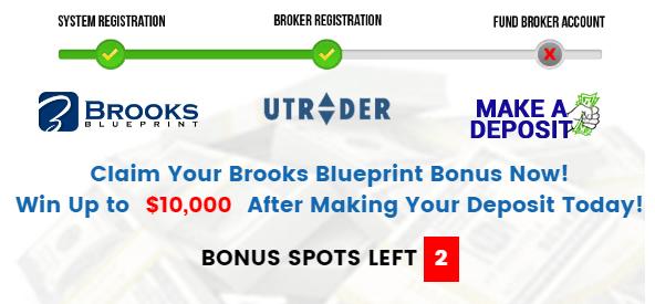 Brooks Blueprint Fake Brokers