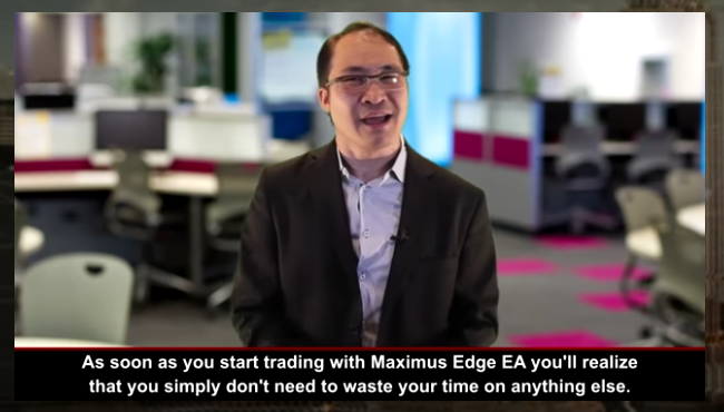 Maximus Edge Autobot Pitch Video