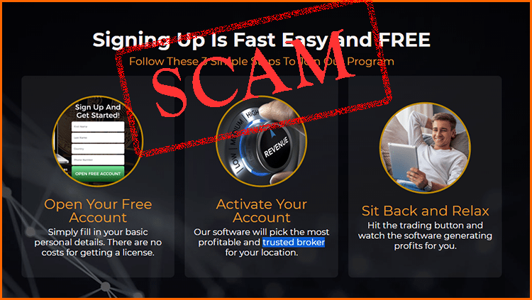 BTrade Automated Scam