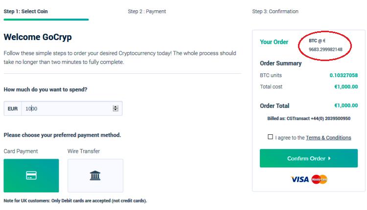 CryptoGo Bitcoin Broker Reviews