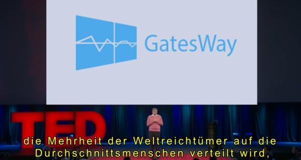 Gatesway Bill Gates Scam