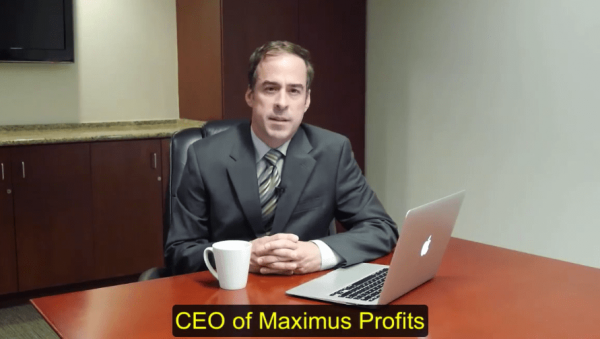 Maximus Profits Video