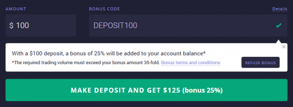 Optionarium Bonus Scam