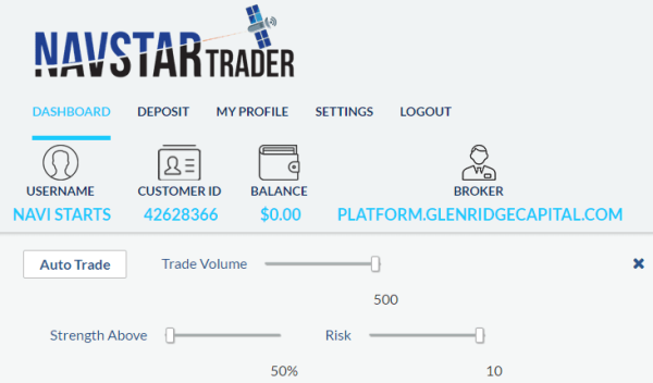 Navstar Trader Software Scam