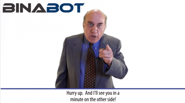 Binabot Software Video