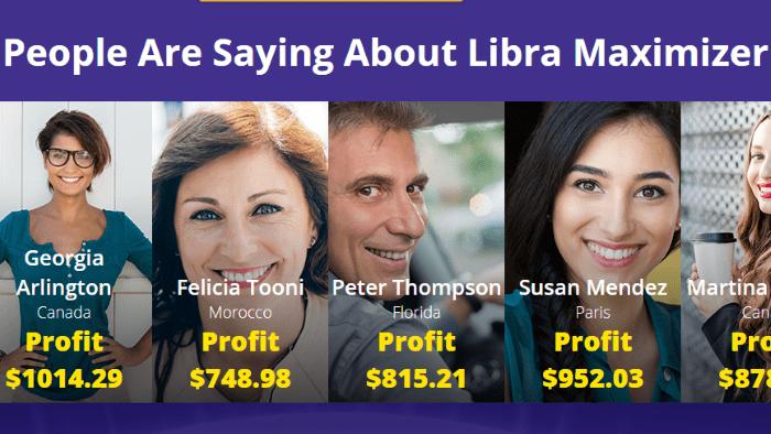 Libra Maximizer Scam
