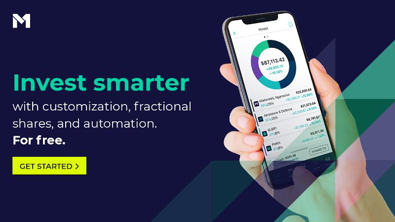M1 Finance Invest Smarter