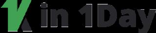 1K in 1 Day Logo
