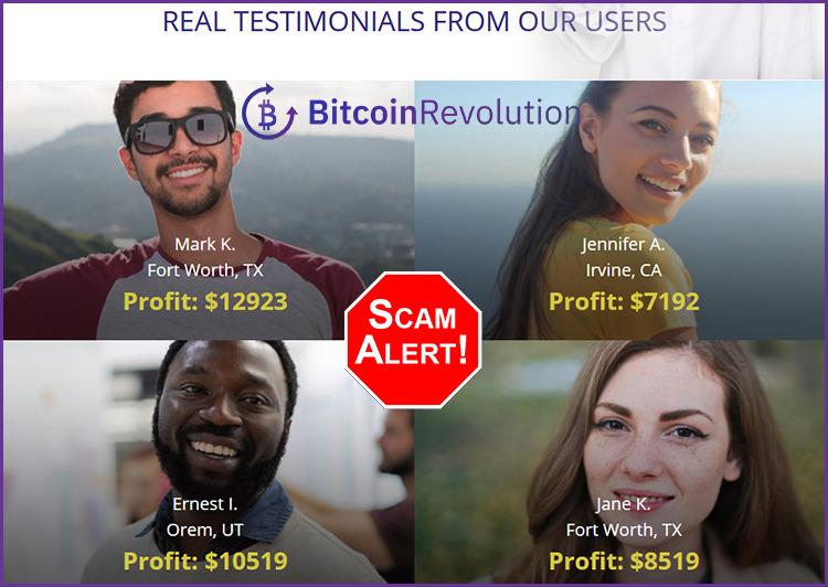 Bitcoin Revolution App Reviews