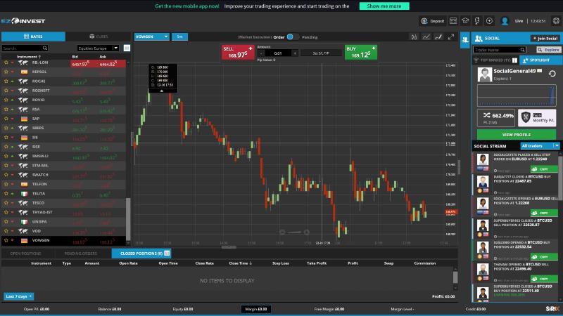 EZInvest Broker Review